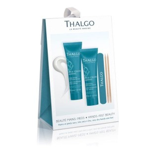 Thalgo Hands and Feet zestaw Deeply Nourishing Foot Cream + Deeply Nourishing Hand Cream